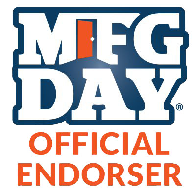 Mfg Day Official Endorser